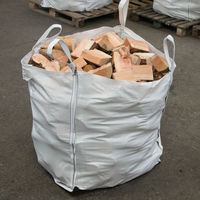 Hard wood bulk bag